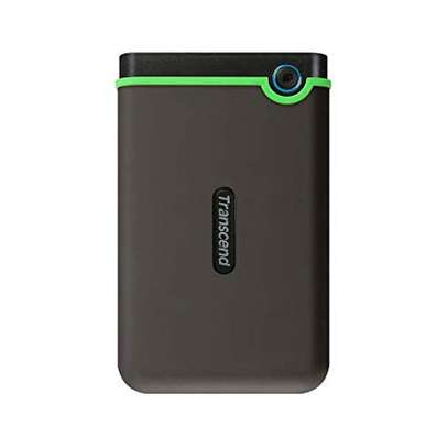 1Transcend External hard drive