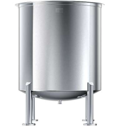 Stainless steel water tank image 2