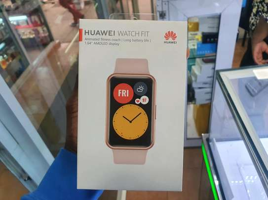 Huawei Watch Fit image 1