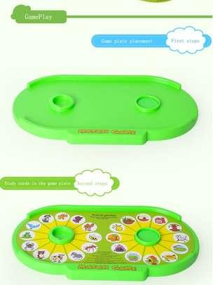 Kids Children Educational Monkey Match Game Toy image 6