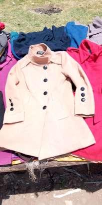 Trench jacket image 1