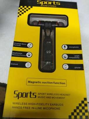 sports wireless earphones image 2