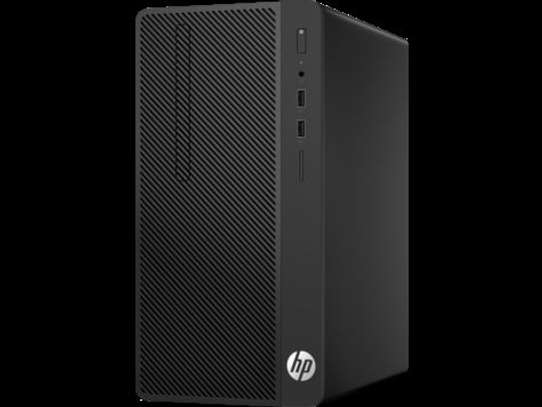 HP 290 G1 Microtower PC (1QN92EA) i5/4GB/1TB/DVD/DOS/1 Year Warranty image 1