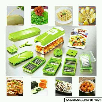 nicer dicer vegetable chopper image 1