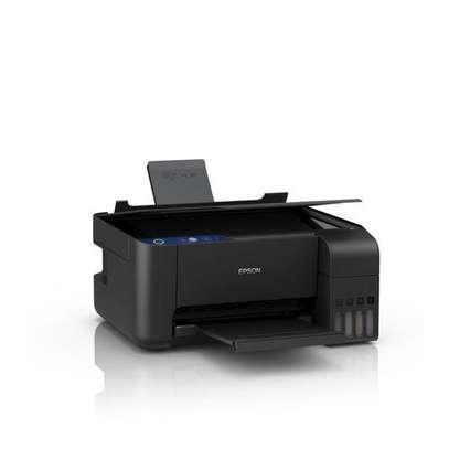 All-in-One Ink Tank Printer Epson EcoTank L3111 (Black) image 2