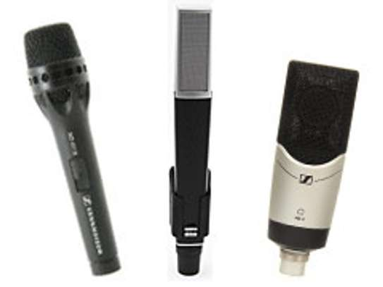 HIRE OF CORDED MICROPHONE image 1
