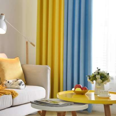 Blended Curtains image 1