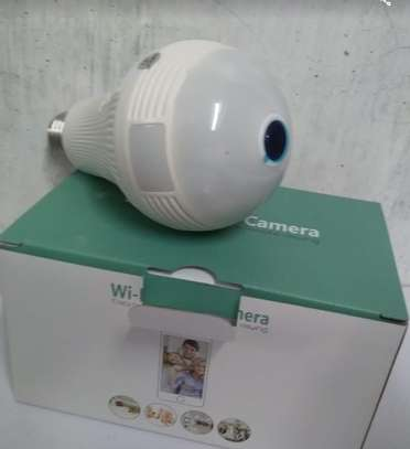 Bulb Cameras (IP Enabled) With Wifi image 1