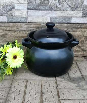 Cook and serve pot image 1