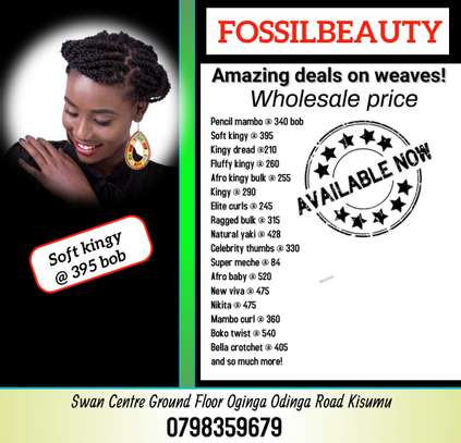 Fossilbeauty Opens up a New Store in Kisumu image 5
