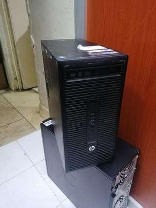 Desktop Computer HP Elitedesk 705 2gb AMD A6 HDD 250gb image 1
