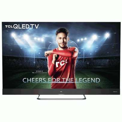 Tcl 55 inch smart Android tv Q LED  C8 image 1