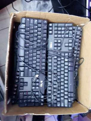 EX UK wired keyboard