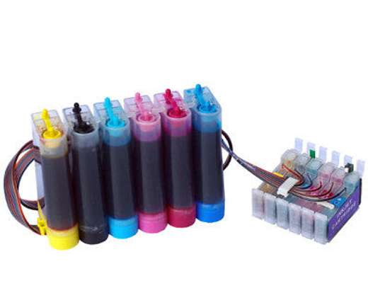 Epson Continuous Ink supply system