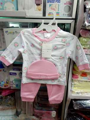 3Pc Newborn outfit
