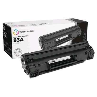 Compatible hp toner cf283A image 1