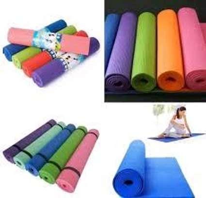 Sophisticated yoga mats