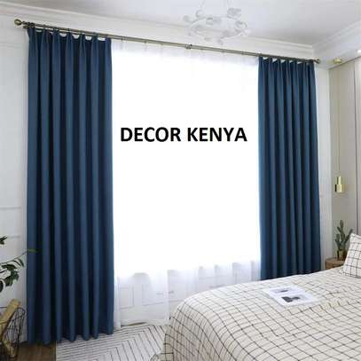 CURTAINS WITH BEAUTIFUL SHEERS image 4