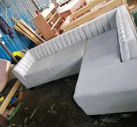 Stylish L shape sofas image 4