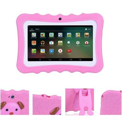 7 inch kid Quad Core DDR3 1GB, 8GB Android Tablets PC, WIFI - Pink