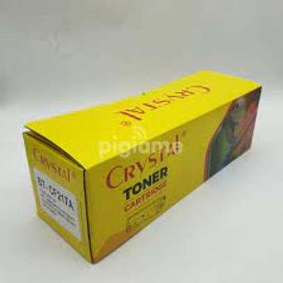 Hp 17A Toner Compatible Crystal 17A Toner image 1