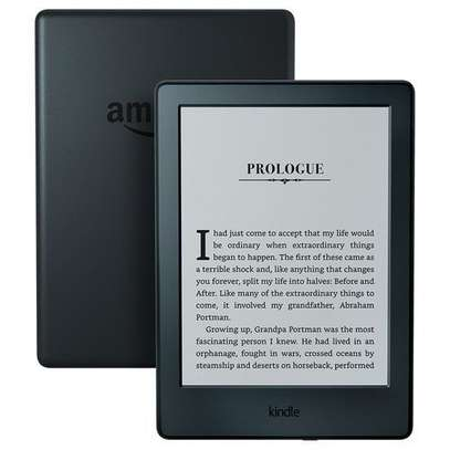 All-New Kindle E-reader 6″ Glare-Free (7th Generation)