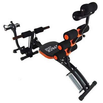 Six pack Machine with pedal