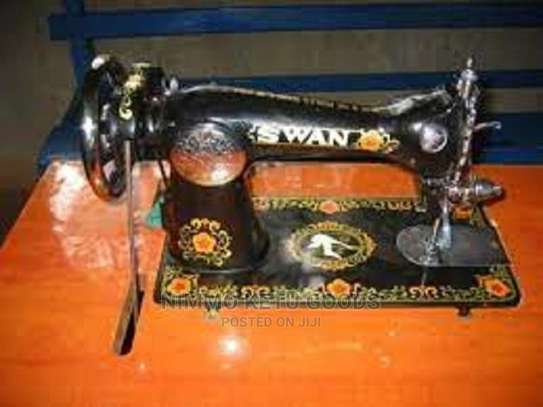 All New Swan Sewing Machine Head Only image 1