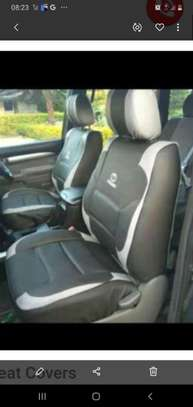 Clear Car Seat Covers image 2