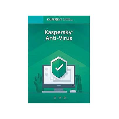 Kaspersky Kaspersky Antivirus 2019 1+1 Free valid for 365 days