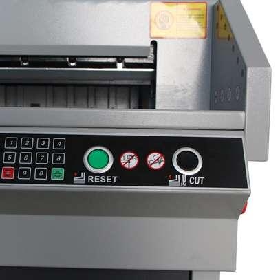 High precision 480VS+ paper cutter price image 2