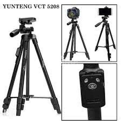Yunteng VCT-5208 Tripod Stand image 2