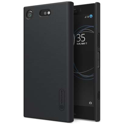 NILLKIN Super Frosted Shield Back Cover For Sony XZ1 image 2