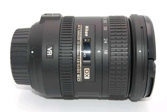 Nikon AF-S DX Nikkor 18-200mm f/3.5-5.6G ED VR image 1