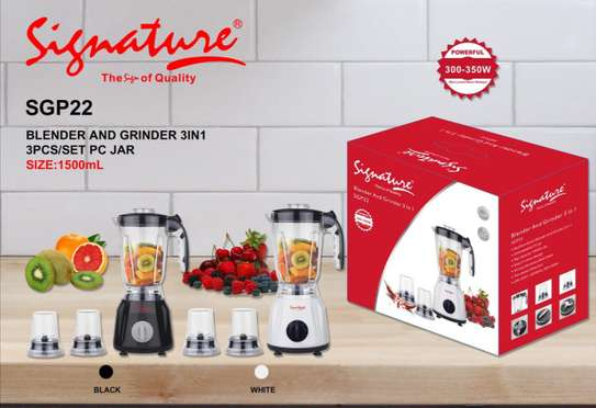 Blender and grinder 3 in 1 sg p22 image 1