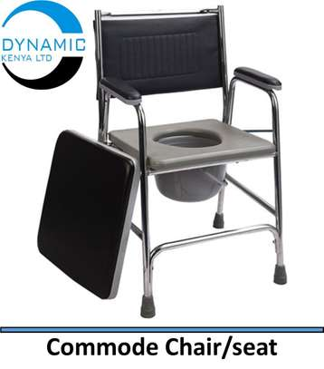 Commode Chair/seat image 1