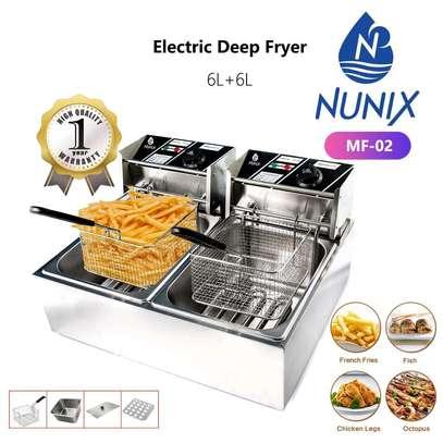 Electric Deep Fryer 12L