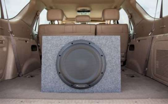 """Pioneer TS-WX1210A  12"""" Amplified Active Subwoofer with Enclosure 1300w image 3"""