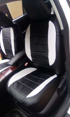 Pure Plain Car Seat Covers image 6