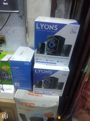 Sub-woofer speaker Lyons  ELP 2501 image 1