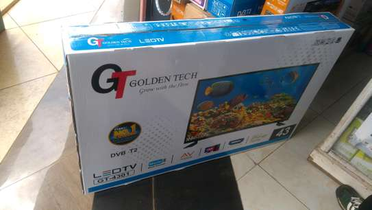43 golden tech digital tv