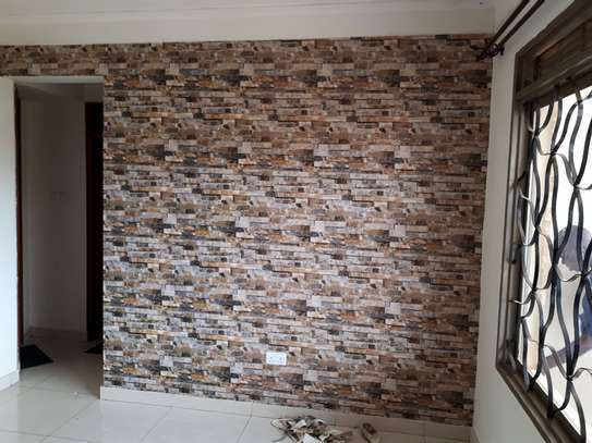removable european style non woven wallpaper image 2