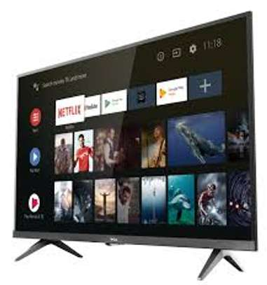 "32"" Tcl smart android  digital  HD TV image 1"