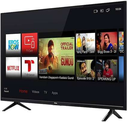 TCL 50 inch smart Android TV 4k