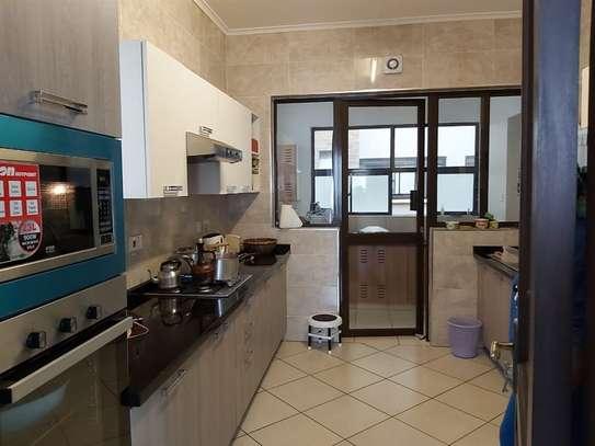 Furnished 3 bedroom apartment for rent in General Mathenge image 6