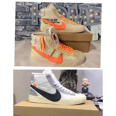Nike blazer original sneakers image 1