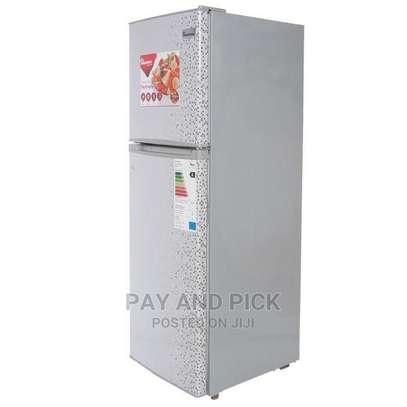 128 Liters 2 Door Direct Cool Fridge, Mar Silver- Rf/171 image 1