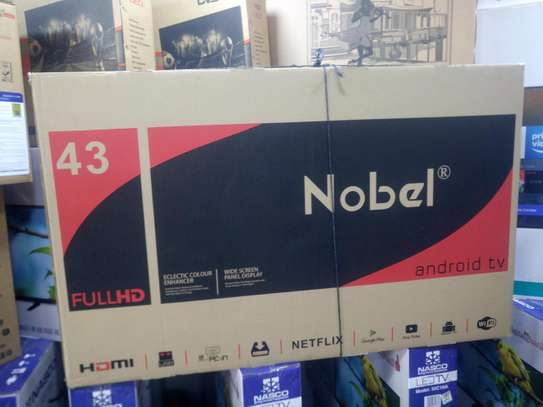 NOBEL 43 inches Smart Android Full HD tv