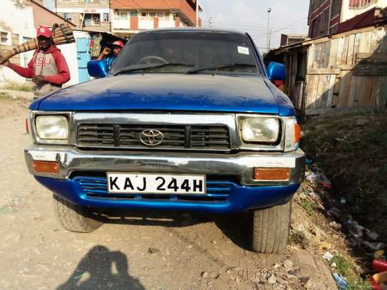 Toyota hilux for sale image 5