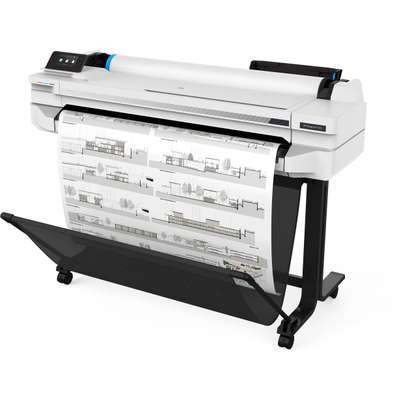HP DesignJet T525 36-in Printer image 3
